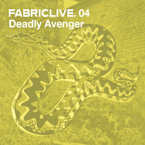 <i>FabricLive.04</i> 2002 compilation album by Deadly Avenger