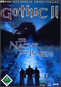Picture of a game: Gothic II: Night Of The Raven