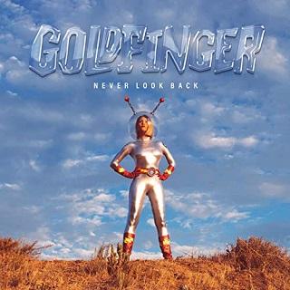 <i>Never Look Back</i> (Goldfinger album) 2020 studio album by Goldfinger