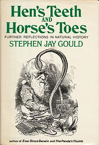 Stephen jay gould essay evolution as fact and theory