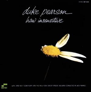 <i>How Insensitive</i> (album) album by Duke Pearson
