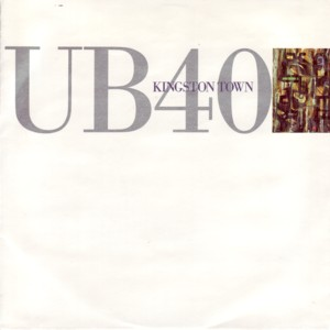 UB40 - Kingston Town (studio acapella)