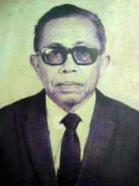 Lafran Pane Indonesian academic