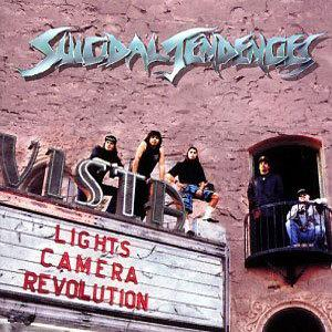 <i>Lights...Camera...Revolution!</i> 1990 studio album by Suicidal Tendencies