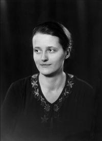 Marthe Vogt German neuroscientist