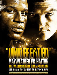 Floyd Mayweather Jr. vs. Ricky Hatton Boxing competition