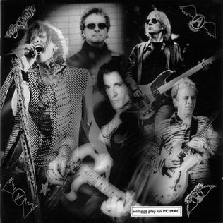 <i>O, Yeah! Ultimate Aerosmith Hits</i> 2002 greatest hits album by Aerosmith