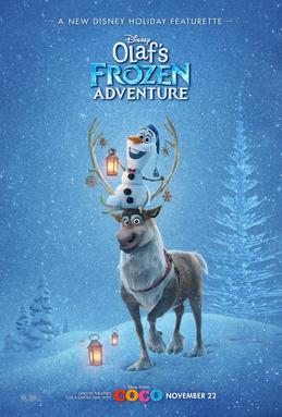 Olaf S Frozen Adventure Wikipedia