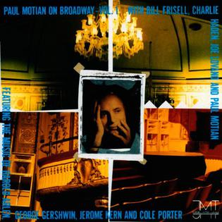 <i>On Broadway Volume 1</i> 1989 studio album by Paul Motian