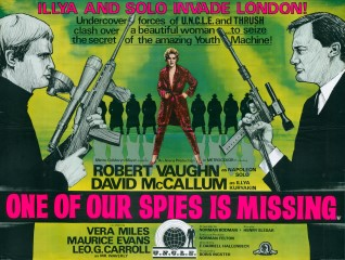 <i>One of Our Spies Is Missing</i>