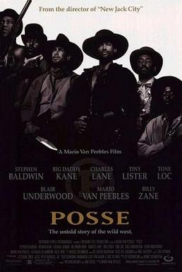 Posse full movie (1993)