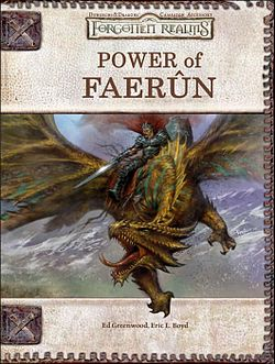 Power of Faerûn - Wikipedia