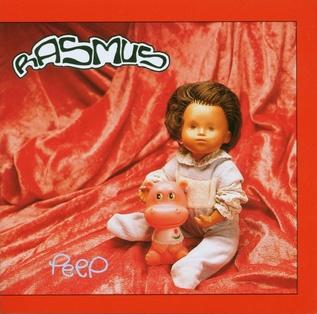 <i>Peep</i> (album) 1996 studio album by The Rasmus