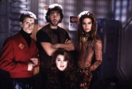 Cast of second Red Dwarf USA pilot