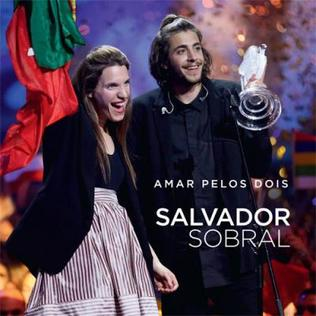 2017 song by Salvador Sobral