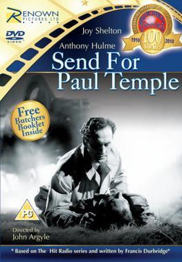 Send For Paul Temple Wikipedia