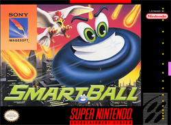 Image result for smartball snes