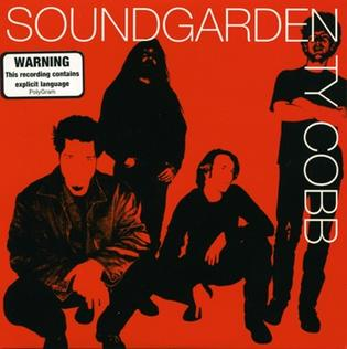 Ty Cobb (song) 1997 single by Soundgarden