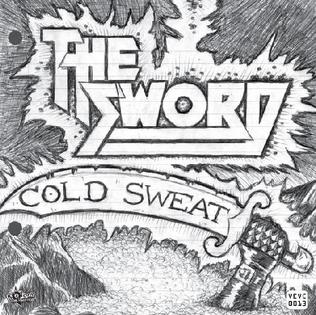 Cold Sweat / Maiden, Mother & Crone single by The Sword