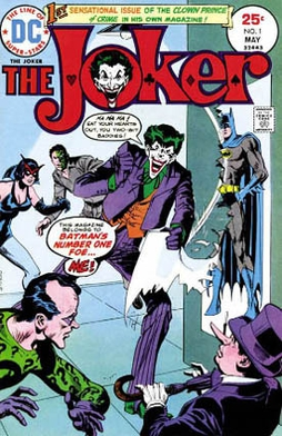 The Joker Comic Book Wikipedia