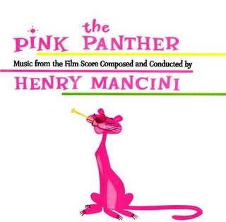 1963 song composed by Henry Mancini performed by Henry Mancini