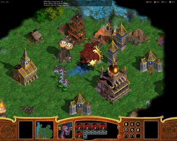 Juegos RTS de Estrategia en 2D Warlords_battlecry_ii_gameplay