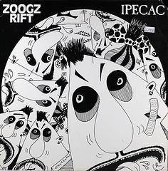 <i>Ipecac</i> (album) 1984 studio album by Zoogz Rift