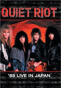 <i>89 Live in Japan</i> 2004 video by Quiet Riot