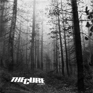 Titelbild des Gesangs A Forest von The Cure