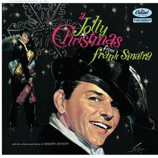<i>A Jolly Christmas from Frank Sinatra</i> 1957 studio album by Frank Sinatra