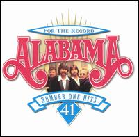 <i>For the Record</i> 1998 album by the American band, Alabama
