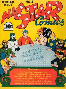 Justice Society of America - Wikiwand