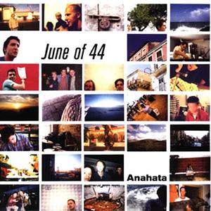 <i>Anahata</i> (album) 1999 studio album by June of 44