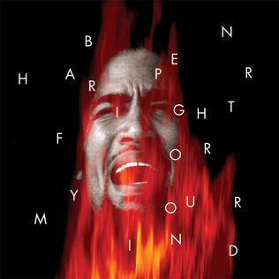 <i>Fight for Your Mind</i> 1995 studio album by Ben Harper