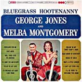 <i>Bluegrass Hootenanny</i> 1964 studio album by George Jones, Melba Montgomery