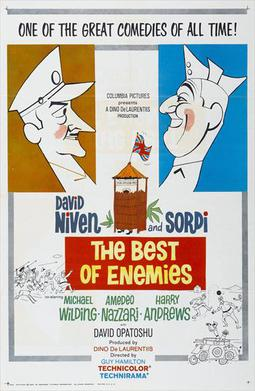 The Best of Enemies (1961 film) - WikiVisually