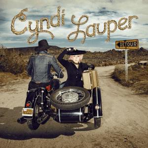 <i>Detour</i> (Cyndi Lauper album) 2016 studio album by Cyndi Lauper
