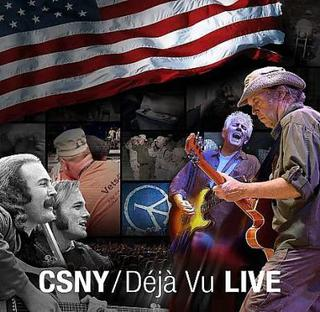 <i>Déjà Vu Live</i> 2008 live album by Crosby, Stills, Nash & Young