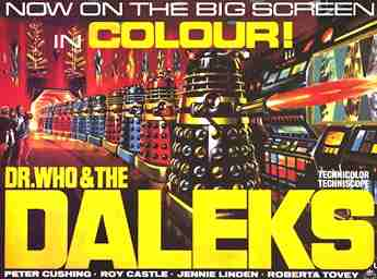 Dr. Who and the Daleks - Wikipedia