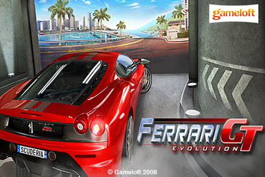 Ferrari Gt Evolution Wikipedia