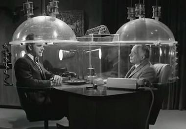 Cone of Silence (Get Smart) - Wikipedia