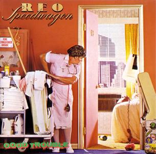 <i>Good Trouble</i> 1982 studio album by REO Speedwagon