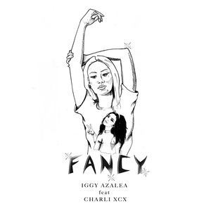 Iggy Azalea featuring Charli XCX — Fancy (studio acapella)