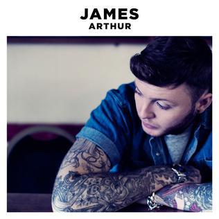 <i>James Arthur</i> (album) 2013 studio album by James Arthur