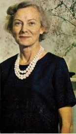 Janet Smith (Rhodesia) teacher, wife of Ian Smith, PM of Rhodesia