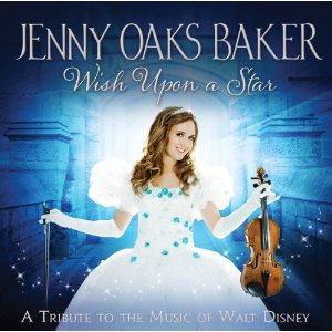 <i>Wish Upon a Star: A Tribute to the Music of Walt Disney</i> 2011 studio album by Jenny Oaks Baker