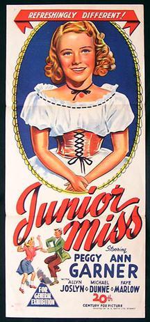 Junior Miss (film poster).jpg