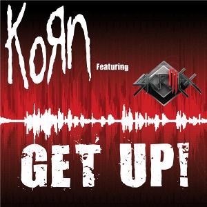 Get Up! (Korn song) single