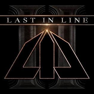 <i>II</i> (Last in Line album) 2019 studio album by Last in Line