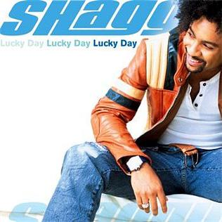 <i>Lucky Day</i> (Shaggy album) 2002 studio album by Shaggy